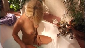 Hot MILF in a Warm Bath