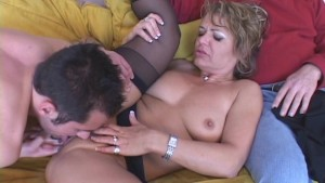 Cougar Sex Aggression