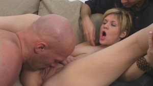 Wife's Pussy Is Crazy For