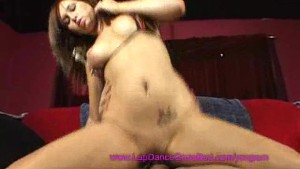 Lap Dance 18 year old stripper