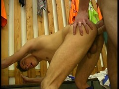 Picture Players Fuck in the Locker Room