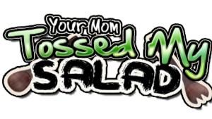 Wild Milf Tossing Studs Salad