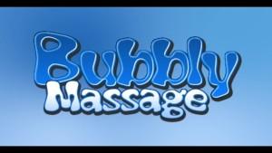 Pornstar Giving Soapy Bubbly Massage
