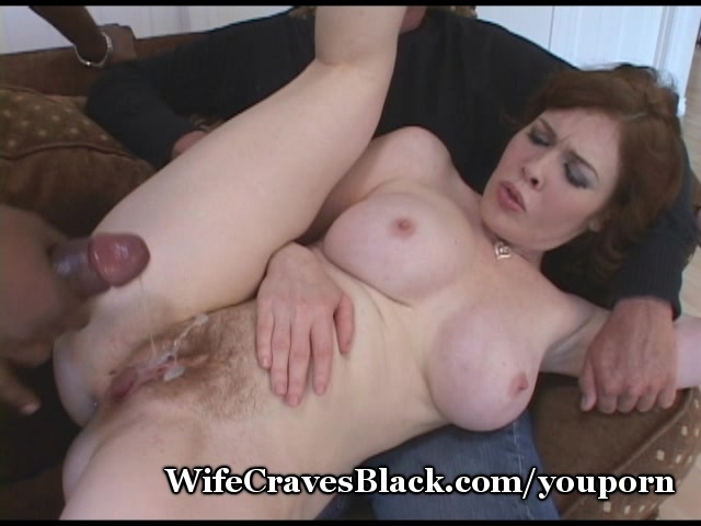 Exclusive Busty Wife – Fucking Black Stud