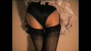 Maid In Silk Panties