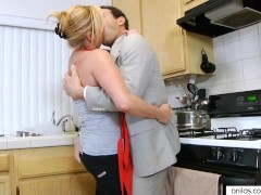 Hardcore Mature Milf in Kitchen Gets ...