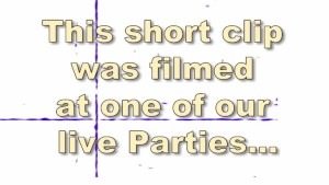 Care free women suck cock in public