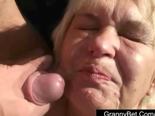 nude elder very old granny pussy