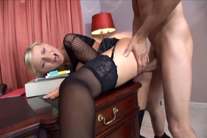 helena sexy office sex