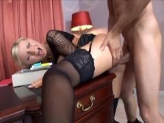 - Helena Sweet office sex