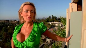 Tanya Tate gets her busty self reamed!