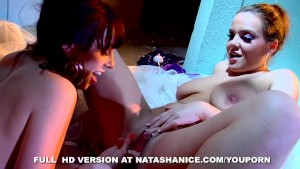 Natasha Smothers Lindy Lanes Face In Her Tits