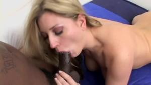 Avy Scott loves black dick