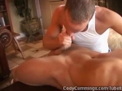 Picture Cody Cummings - Horny gay sucked me dry