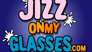 Glasses Wearing Annie Cruz gets Cum Face d