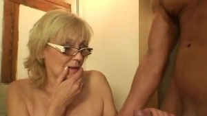 Hubby fucked his wifes mom