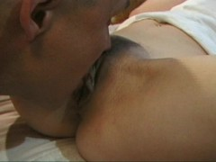 Mr. X makes Violet fantasize about fucking her cookie  (CLIP)