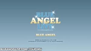 Blue Angel kitchen masturbation