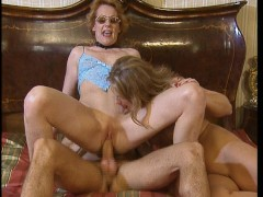 Sexy Granny Loves Eating Ass - DBM Video