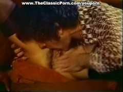 Leslie Bovee drilling hairy pussy