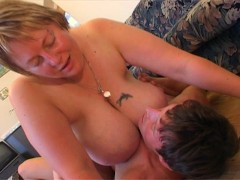Big Titted Denisa & David [CLIP]