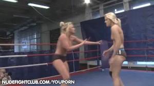 Catfight: Brandy Smile vs. Kathia Nobili
