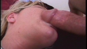 First timer taking two dicks