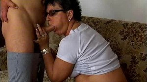 old mom needs a young cock