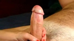 Amazing Stroke and Blowjob!