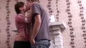 Hot couple doing a little part
