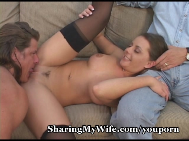 Amateur Wife Sharing Black Man