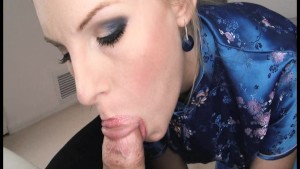 Stunning Blonde Gets Fucked Hard
