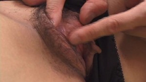 The great asian clit rub, blowjob & explosion pt 1/4