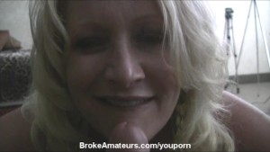 Amateur milf first porn video
