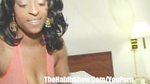 First time ever Misty Stone and Carment Hayes
