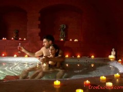 Tantric Massage: Erotic Foreplay