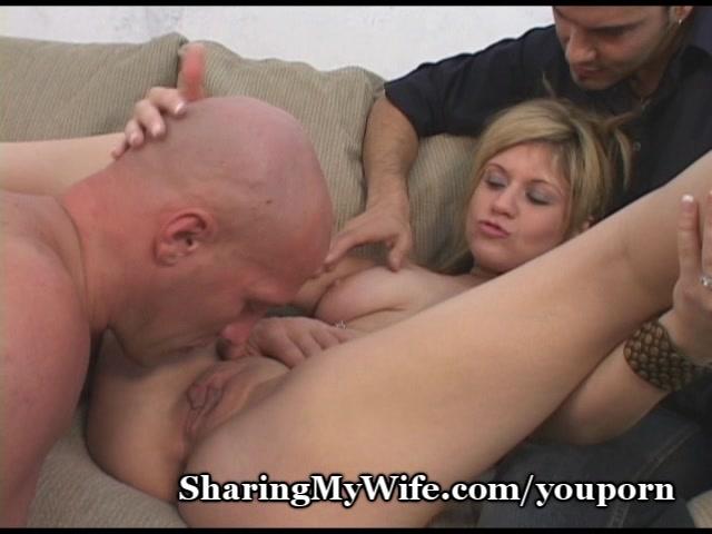 husband shares wife