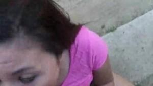 Girl Getting Fucked In Public