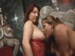 Three girls sucking each others clits and tits pt 1/2
