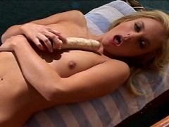 Angela Stone squirts all over the place
