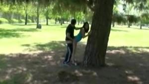 Fucking In A Public Park