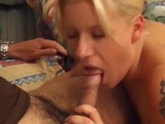 Horny girl gets her boys