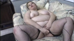 BBW's dildo meets hot wet pussy PT.2/3