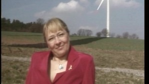 Playing with myself by the windmills