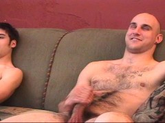 Picture Two guys chatting and jerking-off CLIP