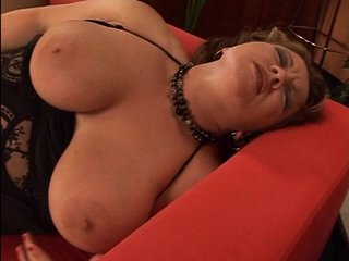 Tit Lick Woman video: Big breasted woman can lick her own tit (CLIP)