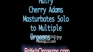 Hairy Cherry Adams Solo (and W