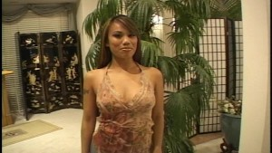 Soft and sexy Asian beauty wants two cocks to play with