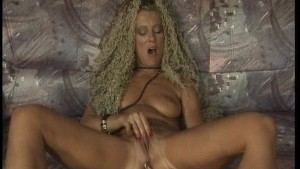 Hot blonde and friends do thei