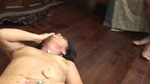 Mature hot and ready swallows
